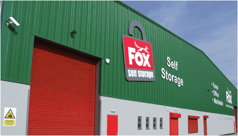 self storage in newport